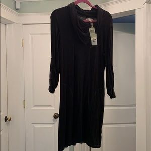 Max Studio brand new black stretch dress